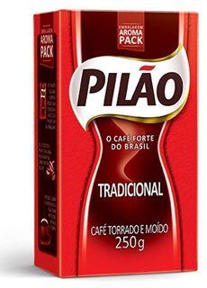 Imagem de Café Tradicional a Vácuo Pilão 250g